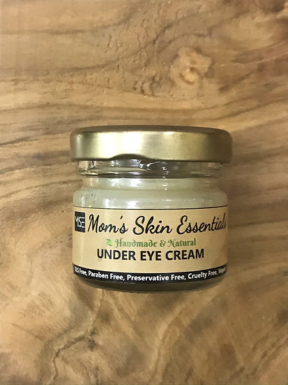 Under Eye Cream With Coffee and Almond Oil
