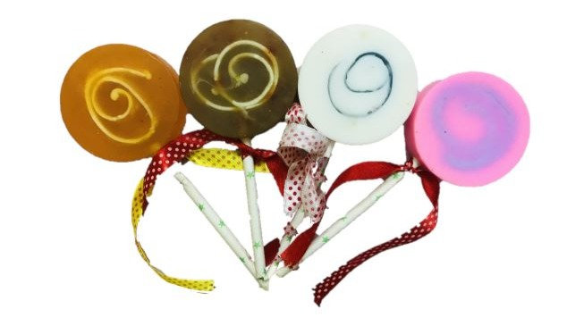 Lollipop Soaps