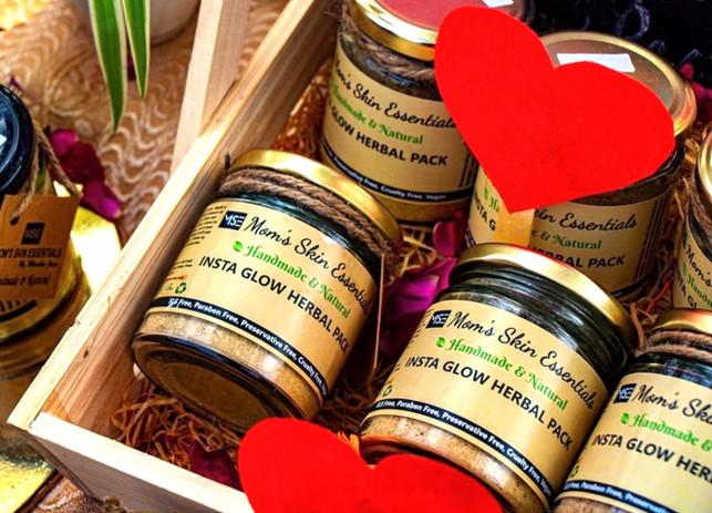 Insta Glow Herbal Pack
