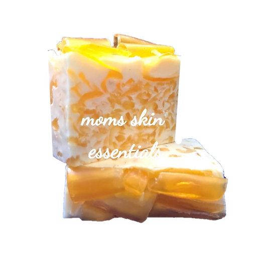 Shea Orange and Cinnamon Soap