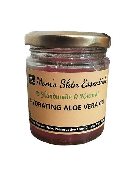 Hydrating Aloe Vera Gel with Rose