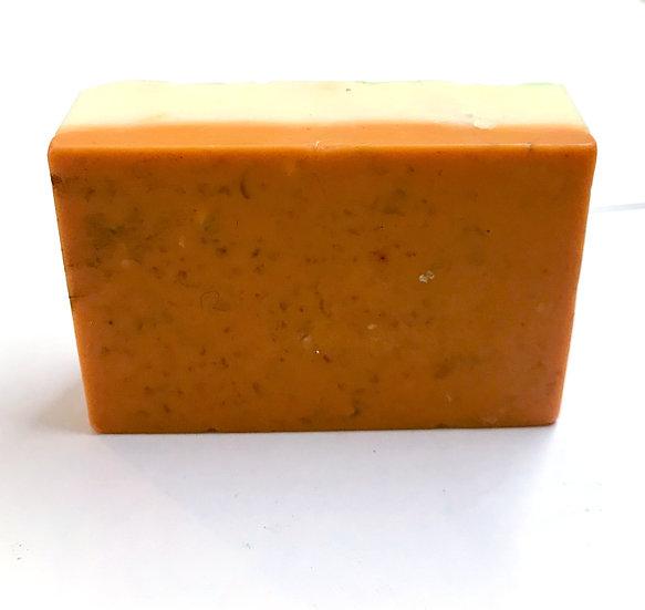 Shea Almond Rose Honey Soap
