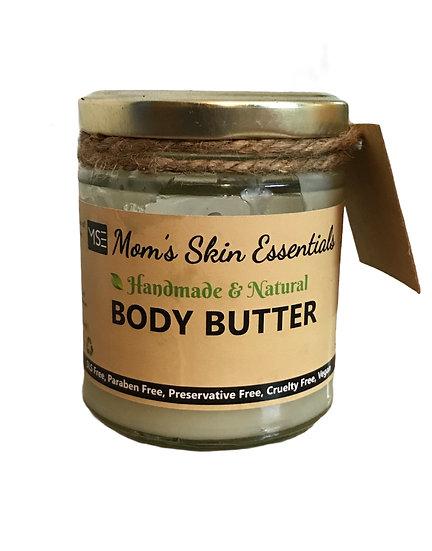 Rose Vanilla Body Butter