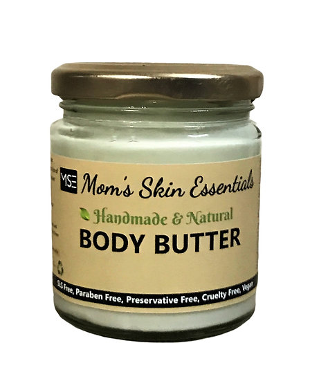 Whipped Rose Vanilla Body Butter