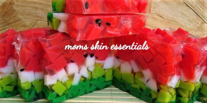 Juicy Watermelon Soap