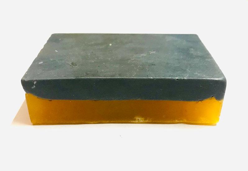 Charcoal Orange Soap
