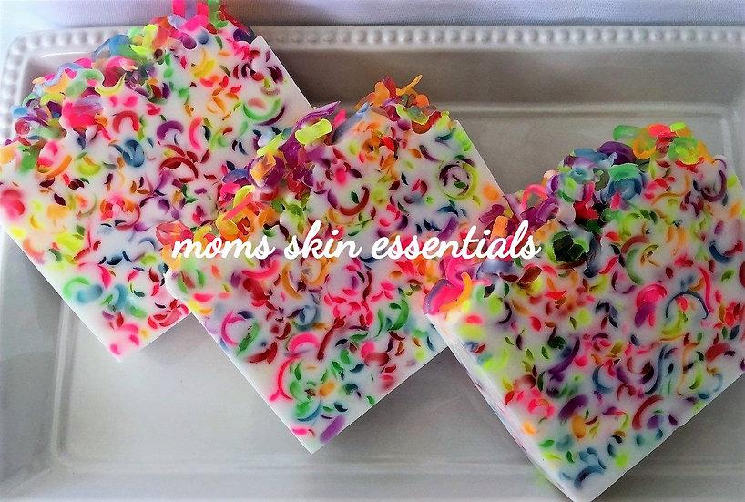 Shea Confetti Soap