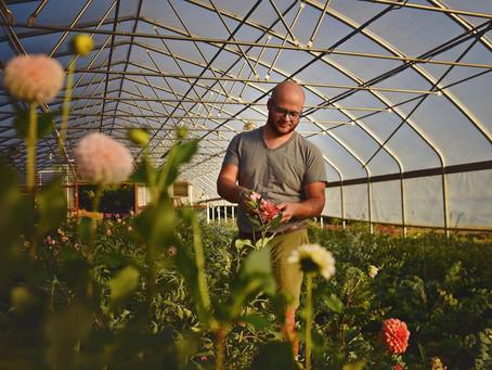 Stockton florist lives a lifelong dream