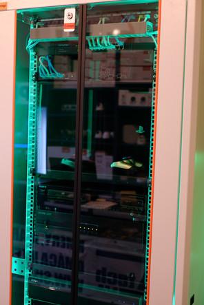 Rack - Multiroom Audio, CCTV, NAS