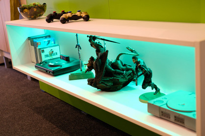 Showroom - Display