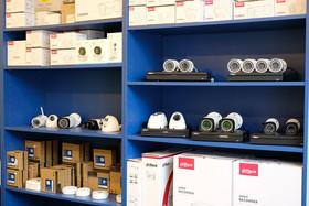 Sortiment - Kamery, Záznamové zariadenia, Switche, Elektroinštalačný materiál