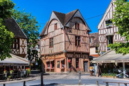 Cité médiévale de Provins