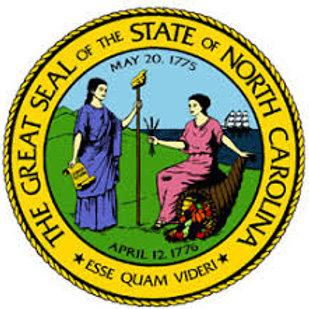 North Carolina annual franchise tax for LLC