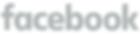 Facebook logo gray.png