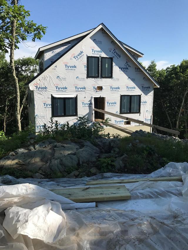 More Progress! Construction Update in Wintergreen
