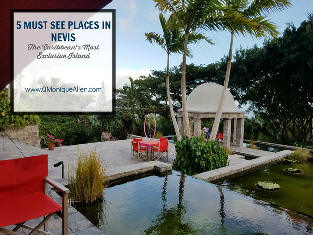 5 Must See Places in Nevis