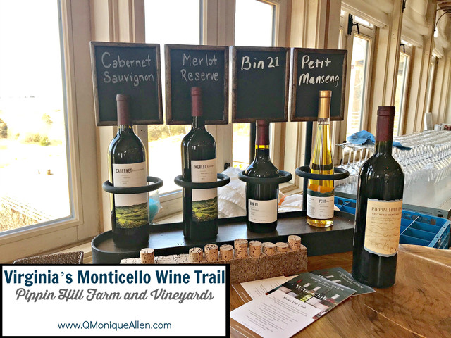 Virginia's Monticello Wine Trail: Pippin Hill Farm and Vineyards