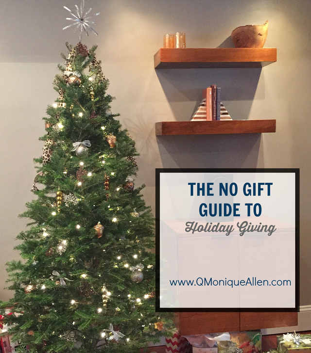 The No-Gift Guide for the Holiday Season