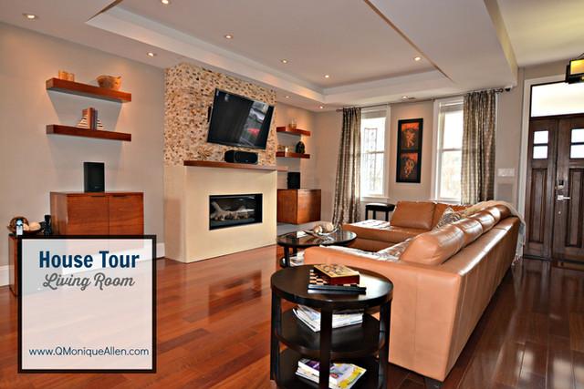 House Tour | Living Room