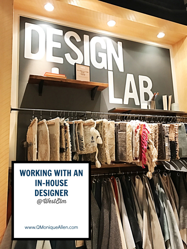 Working with an In-house Designer at West Elm