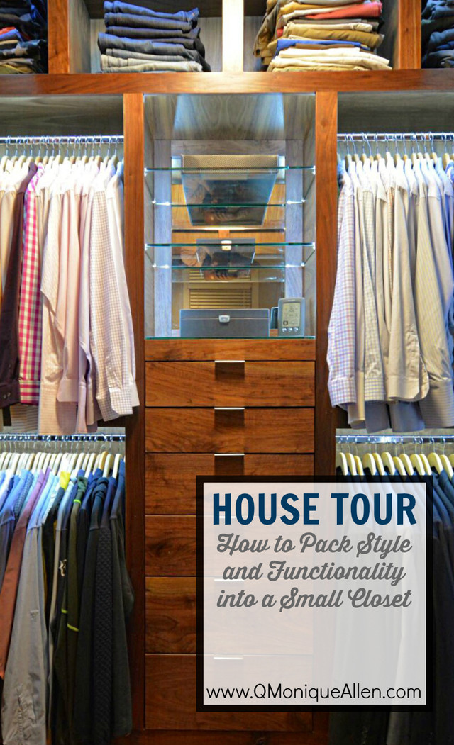 House Tour | How to Pack Style & Functionality into a Small Closet