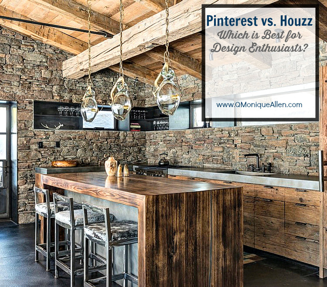Pinterest vs. Houzz | Which is Best for Design Enthusiasts?