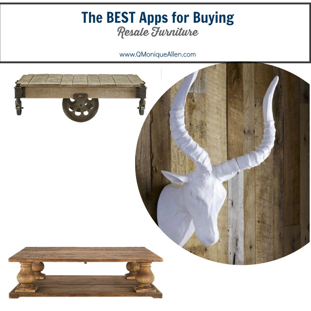 The BEST Apps for Buying Resale Furniture