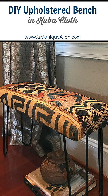 Diy Upholstered Bench