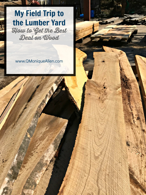 My Field Trip to the Lumber Yard | How to Get the Best Deal on Wood