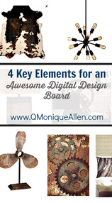 4 Key Elements for an Awesome Digital Design Board