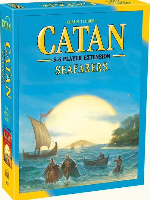 Catan Extension: 5-6 Player - Seafarers