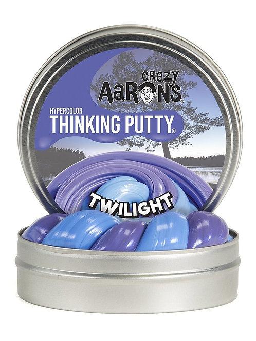 Crazy Aaron's Thinking Putty - Hypercolour - Twilight TW020