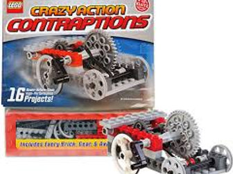 Klutz - Lego Crazy Action Contraptions