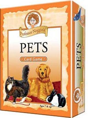Professor Noggins - Pets