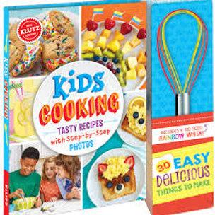 Klutz - Kids Cooking
