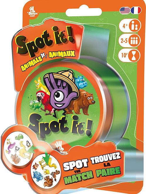 Spot It!: Animals