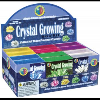 Crystal Growing Box Kit