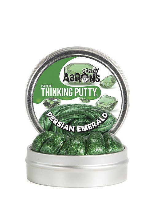 Crazy Aaron's Thinking Putty - Precious - Persian Emerald PR011
