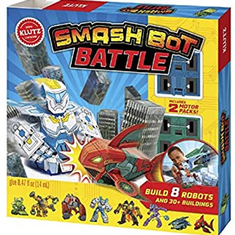 Klutz - Smash Bot Battle
