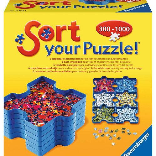 Sort Your Puzzle 300-1000pcs