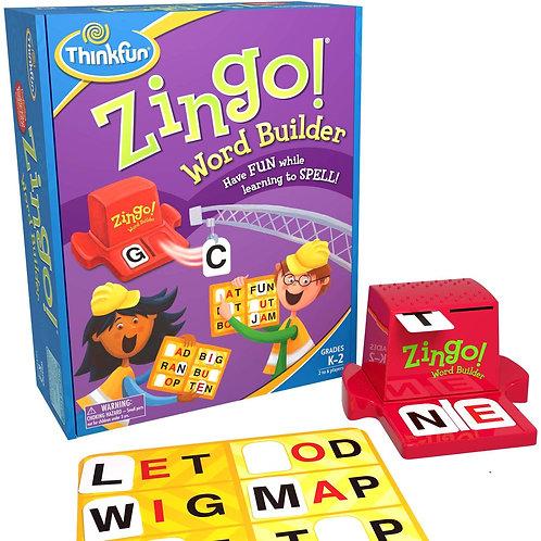 Think Fun ZINGO! - Word Builder