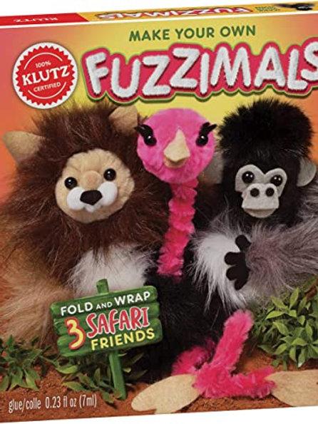 Klutz - Make your own Fuzzimals