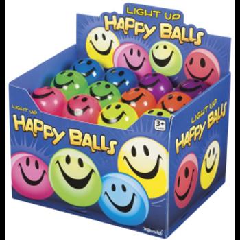 Light Up Happy Balls