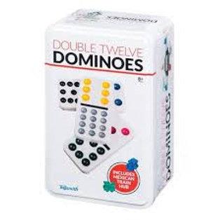 Double-Twelve Dominoes