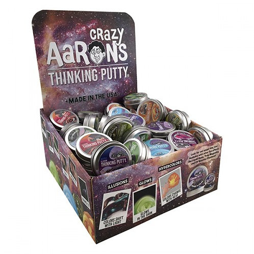 Crazy Aaron's Thinking Putty - Mini