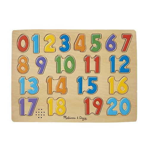 Sound Puzzle: Numbers