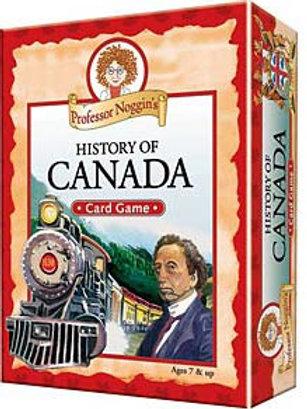 Professor Noggins - History of Canada