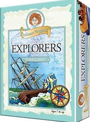 Professor Noggins - Explorers