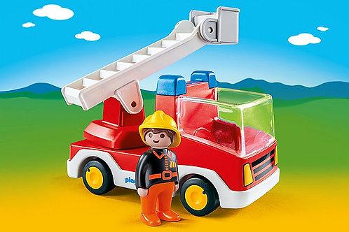 Ladder Unit Fire Truck - 6967