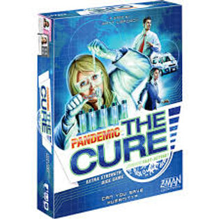 Pandemic: The Cure - Fast-acting dice game